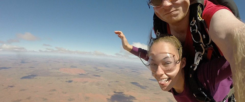 Skydive Uluru Terms & Conditions