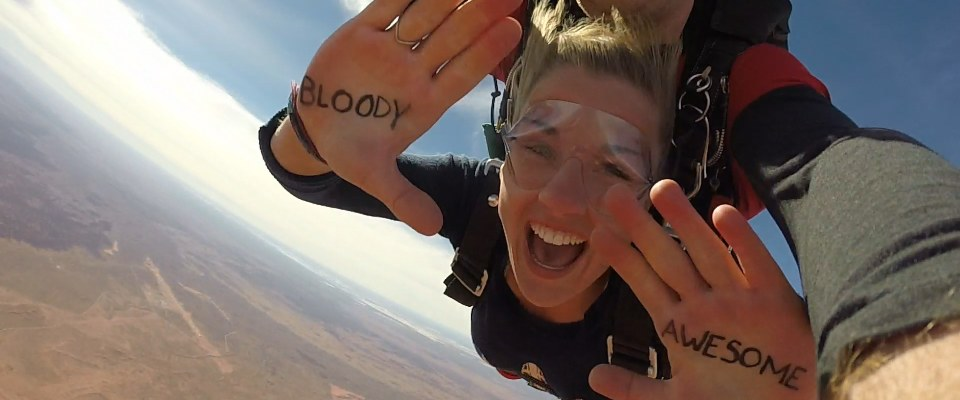 About Skydive Uluru